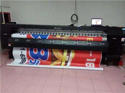 广告喷绘机使用案例